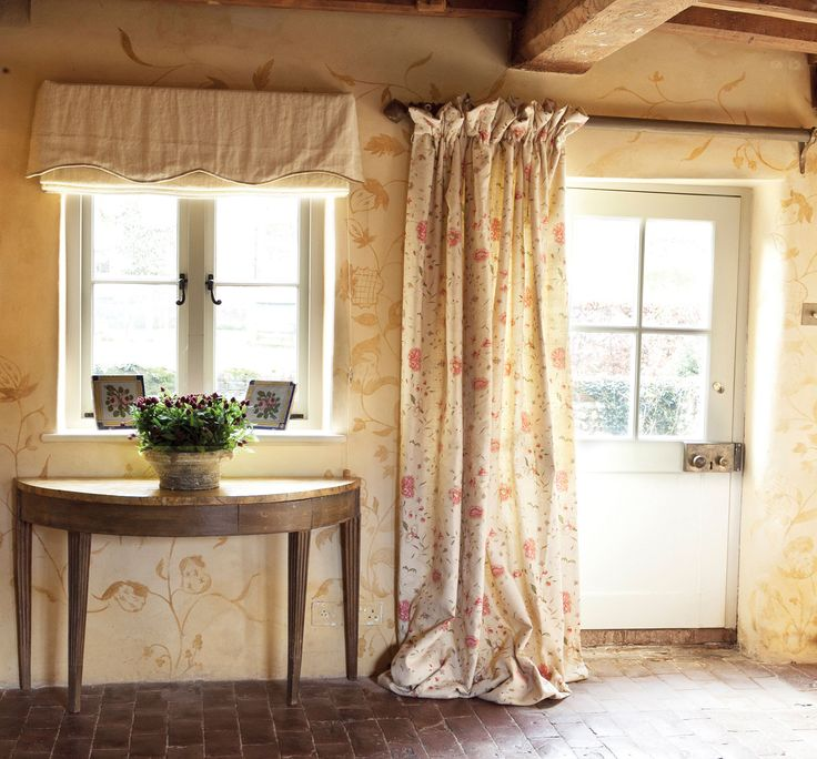 20 Chic Interior Designs With Yellow Curtains: 17 Best Images About Curtain Headings