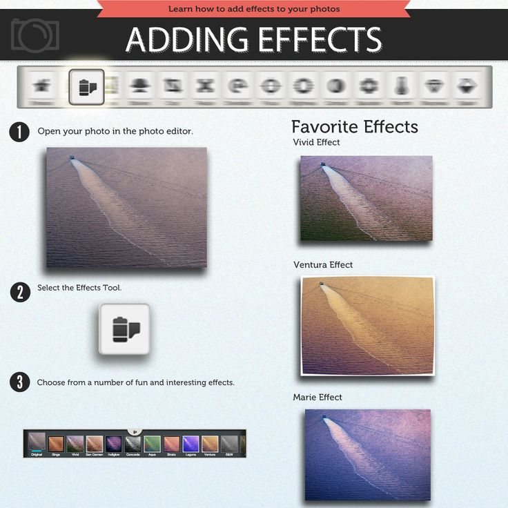 How To Add Effects In The Photo Editor by Photobucket_Tutorials | Photobucket