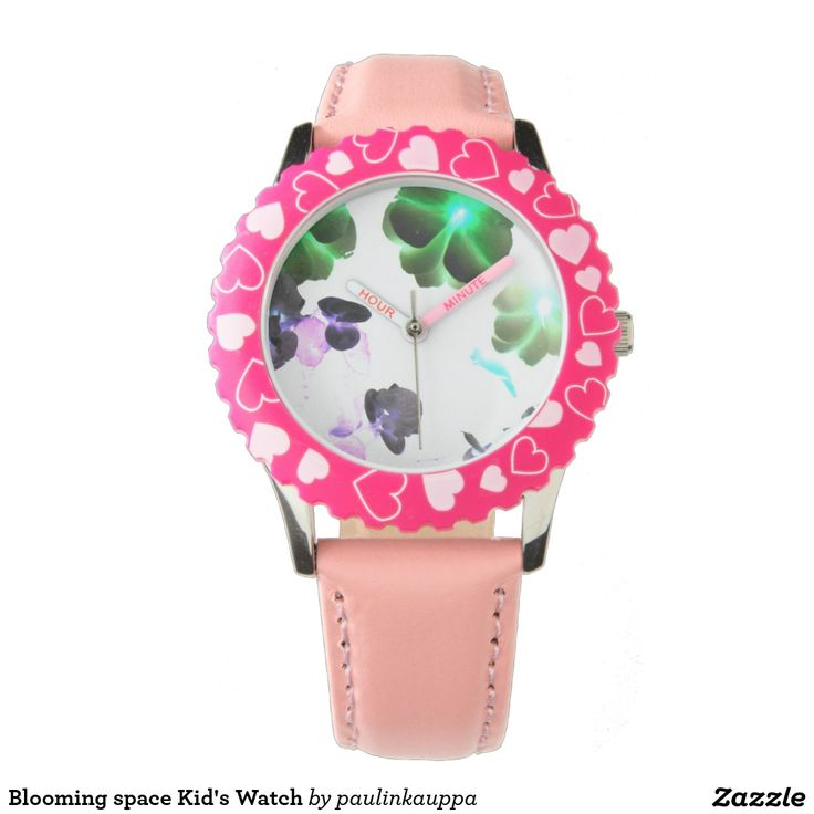 Blooming space Kid's Watch