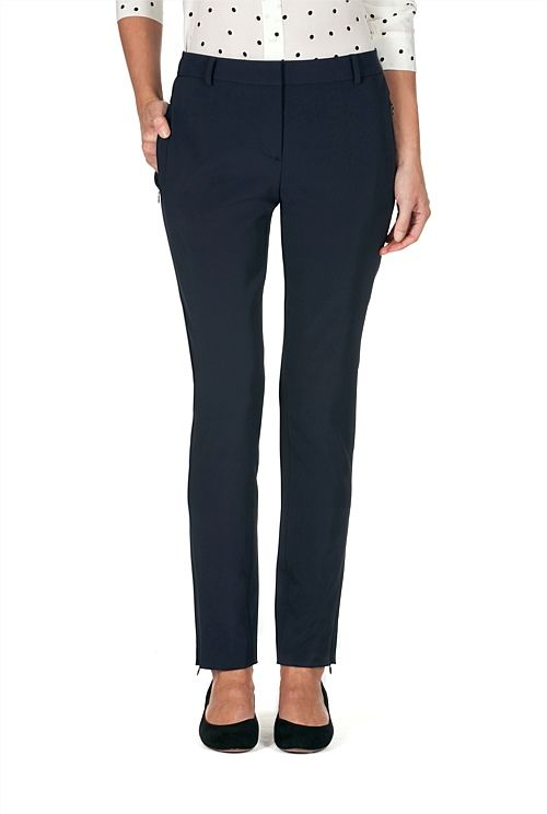 TROUSERS - Casual trousers Mia Zia vysgml