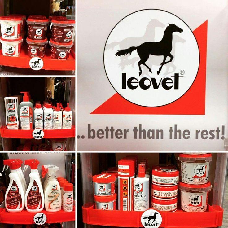 NOUVEAUTE : Venez découvrir les produits Leovet, de fabrication Allemande. Leovet couvre une large gamme de soin pour votre cheval.  Magasinez en ligne : https://chambriere.ca/les-soins.