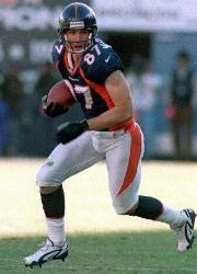Ed McCaffrey  1995-2003
