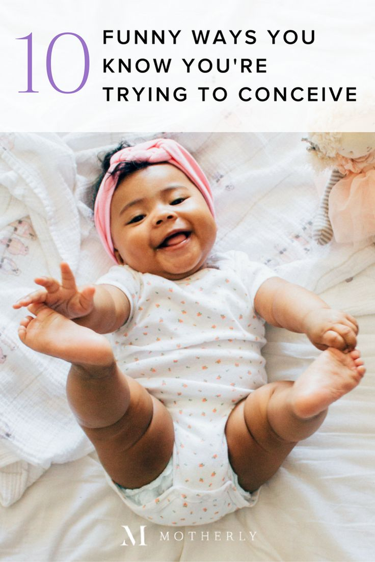 Find the humor in trying to get pregnant! Amidst ovulation kits, temperature charting and pregnancy tests, keep this journey in perspective with these funny truths!