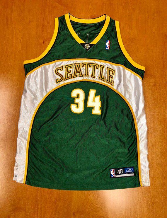 seattle ray allen jersey