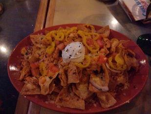 BBQ Chicken Nachos: Stay Healthy, Food Stuff, Maine Dishes, Bbq Chicken, Chicken Nachos, Drinks Galas, Healthy Recipes