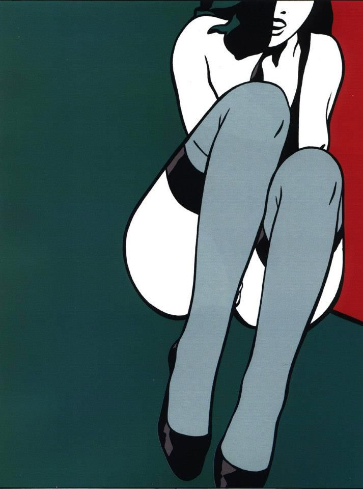 The name erotic pop art smoking