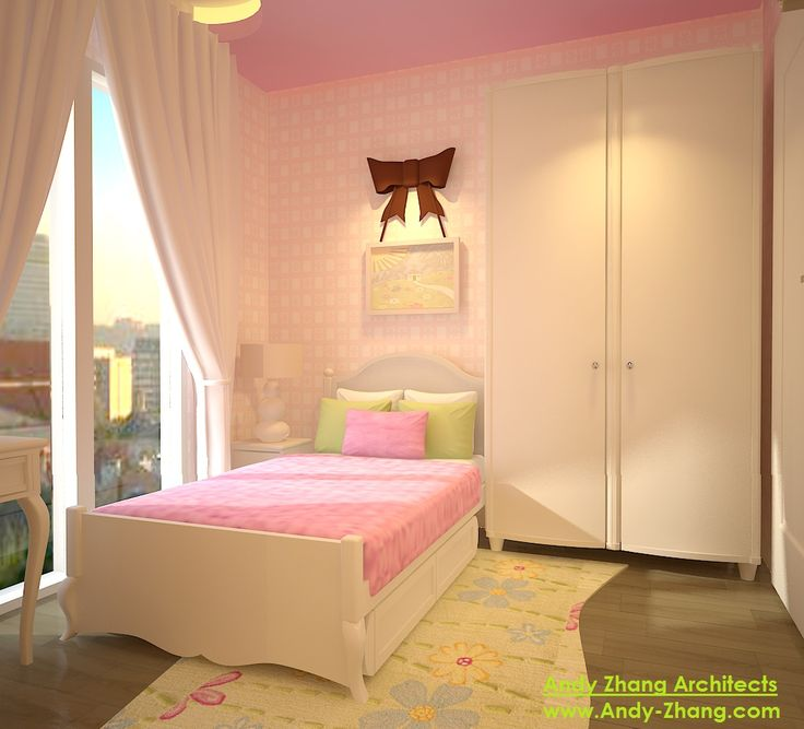 The Right side Girl Bedroom