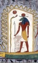 Egyptian Gods and Goddesses   Egyptian god Ra - Sun god