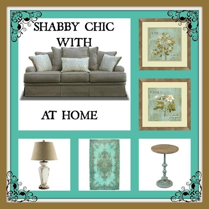 Shabby Chic with AtHome with Holly Lewis
