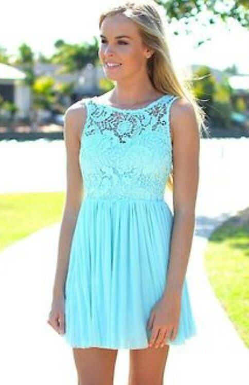 this would look super cute against my tan complected skin I chose this because I love the color blue!