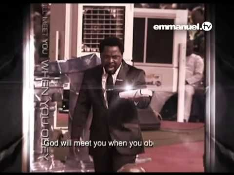 We Are Built With The Word - TB Joshua