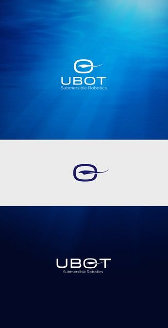 Hi-Tech Logo for Underwater Robotics Company by abufahd