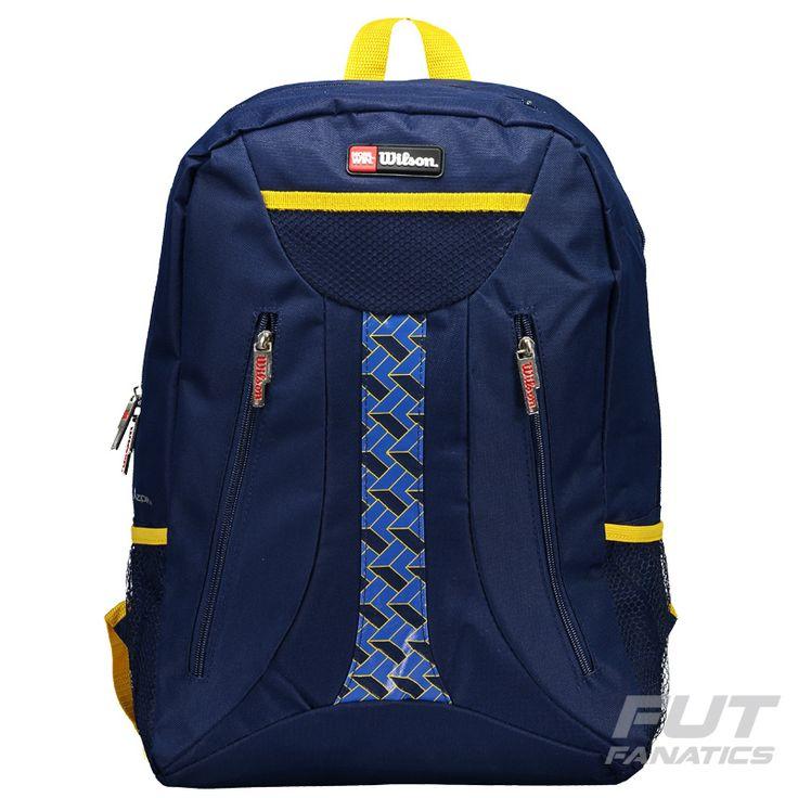 Mochila Wilson Ix12247c Azul Somente na FutFanatics você compra agora Mochila Wilson Ix12247c Azul por apenas R$ 89.90. Mochilas. Por apenas 89.90