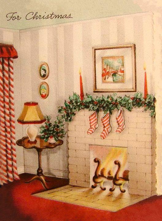 17 best ideas about retro christmas on pinterest