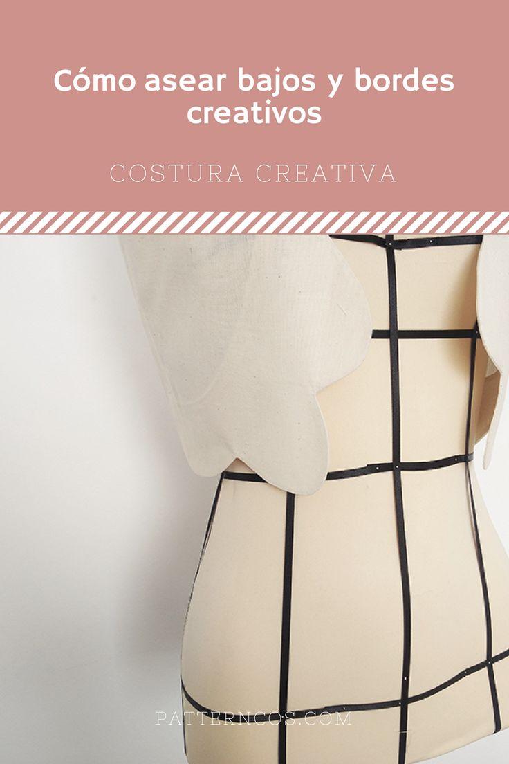 Mejores 67 imágenes de COSTURA en Pinterest   Coser bolsas, Costura ...