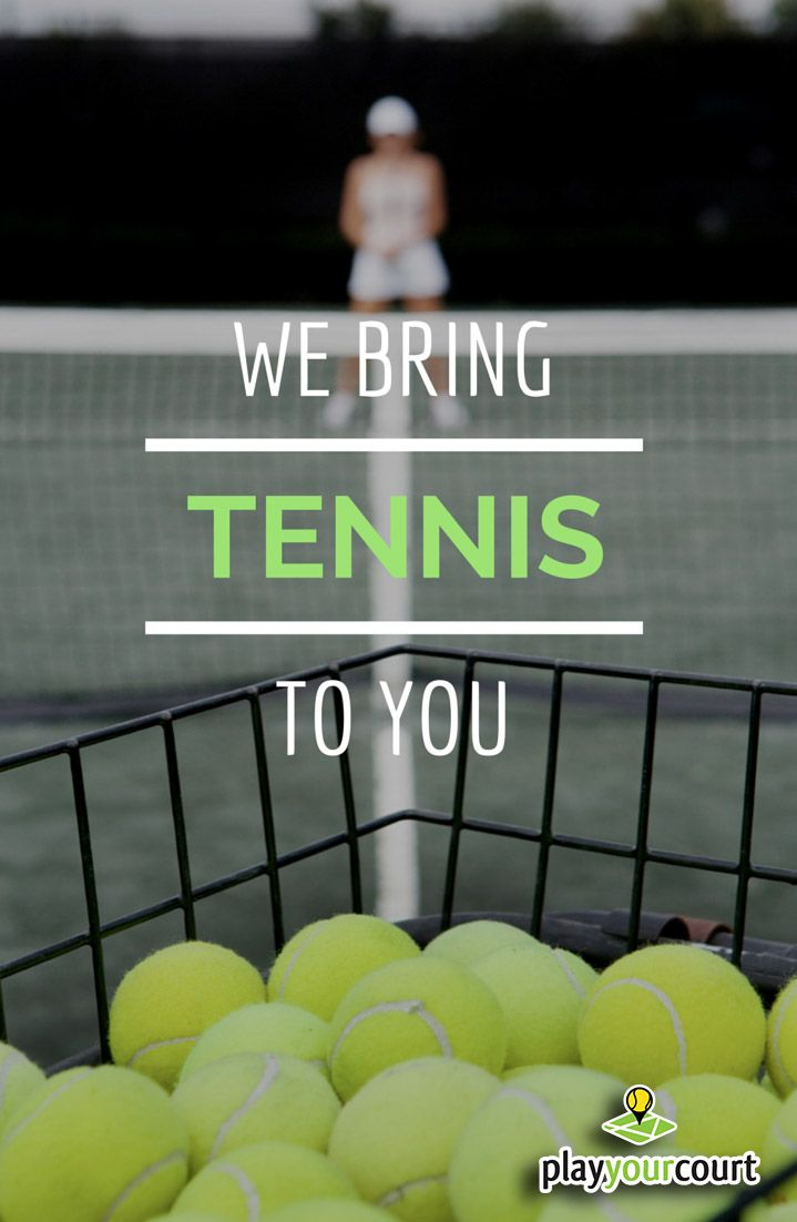 Take tennis lessons with top rated tennis instructors right in your neighborhood. Search for a tennis coach near you!