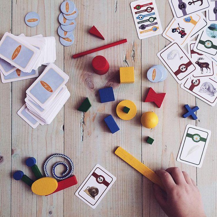 El bazar game, (3,5+)