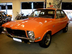 Holden Torana - Yes it was this colour too!