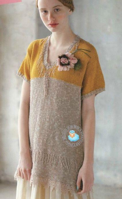 Keito Dama Knitting/Crochet Magazine 158 2013: #103