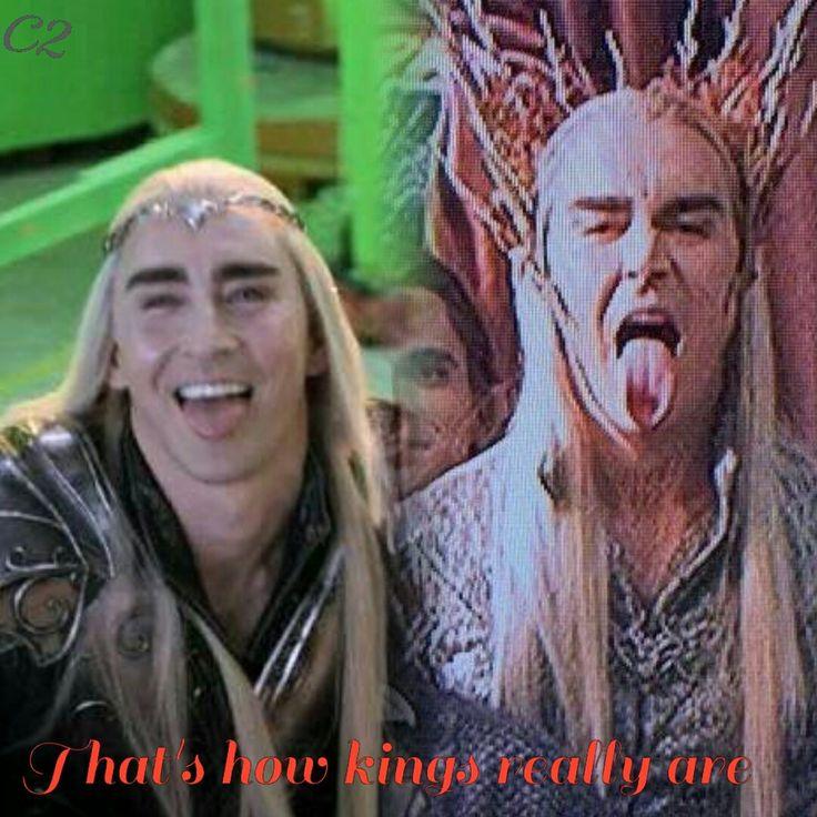 Thranduil funny lee pace hobbit