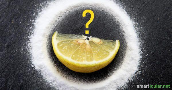 Falsche Lebensmittel, Stress und Bewegungsmangel führen zu einer Übersäuerung des Körpers. Kann die oft empfohlene Natron-Kur helfen?