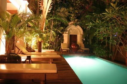 17 Best Images About Beautiful Backyards On Pinterest