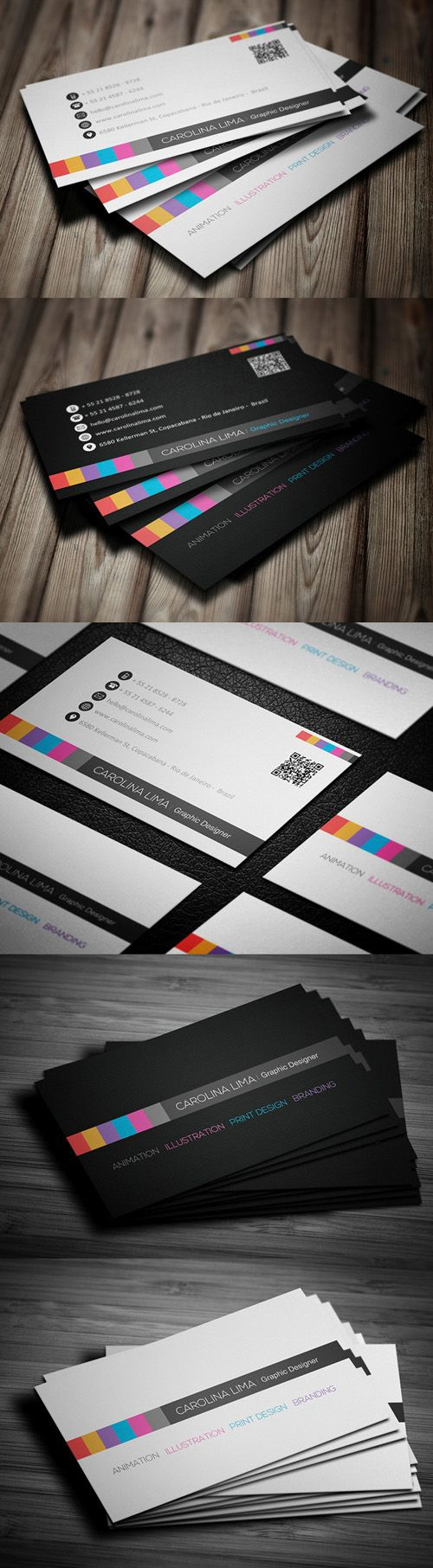 Most Cost-Effective Business Cards Design-12