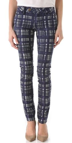 Tory Burch Printed Pants