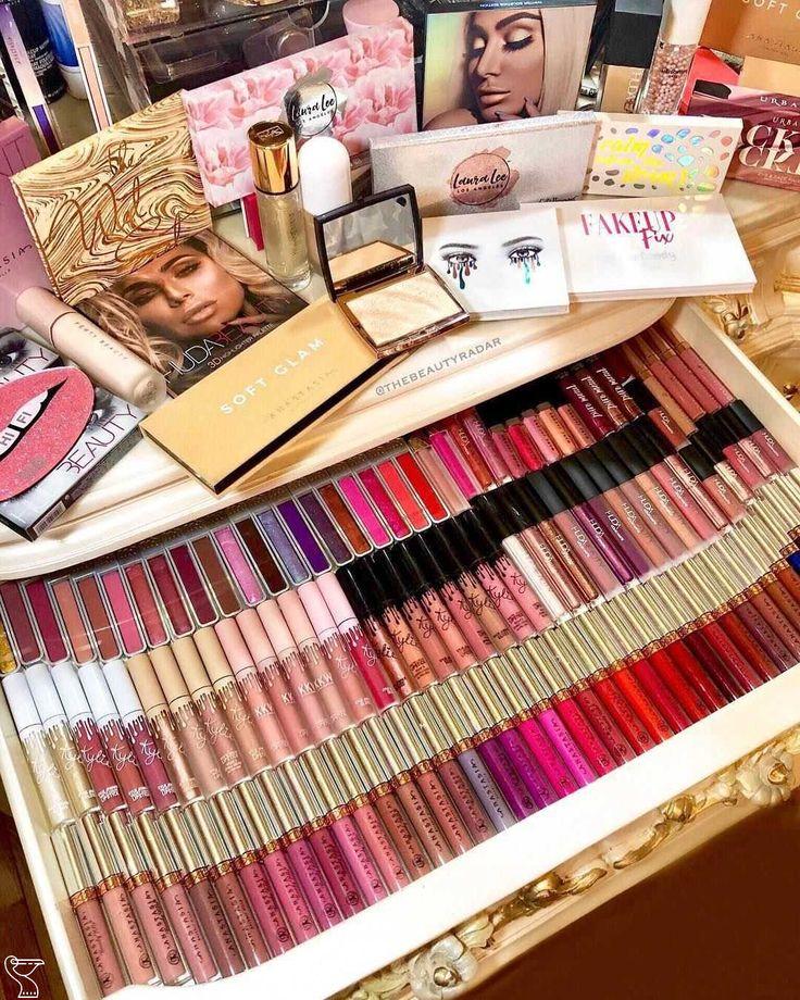 DIY Vanity (Ikea dupe) under 100 {205552} makeup