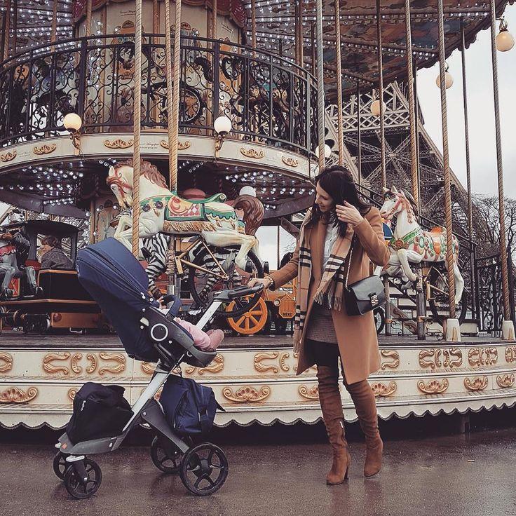 """""""Mi piace"""": 857, commenti: 180 - Eliza Giussani (@madame.giussani) su Instagram: """"Dzień dobry! 🙋🏻♀️ No to kto chętny na pocztówkę z Paryżowa? 🎠 Dziś będą trzy, a kolejne znowu w…"""""""