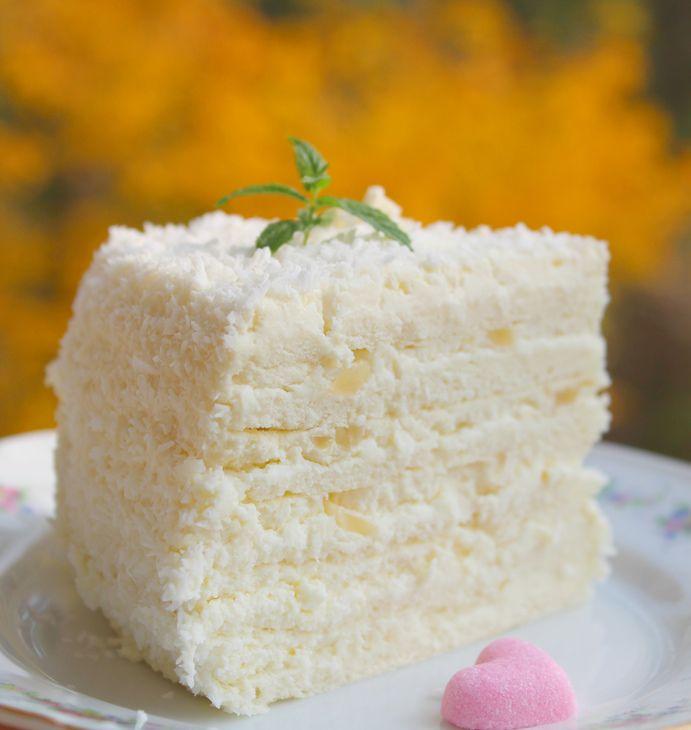 Торт Катюша пошаговый рецепт с фотографиями