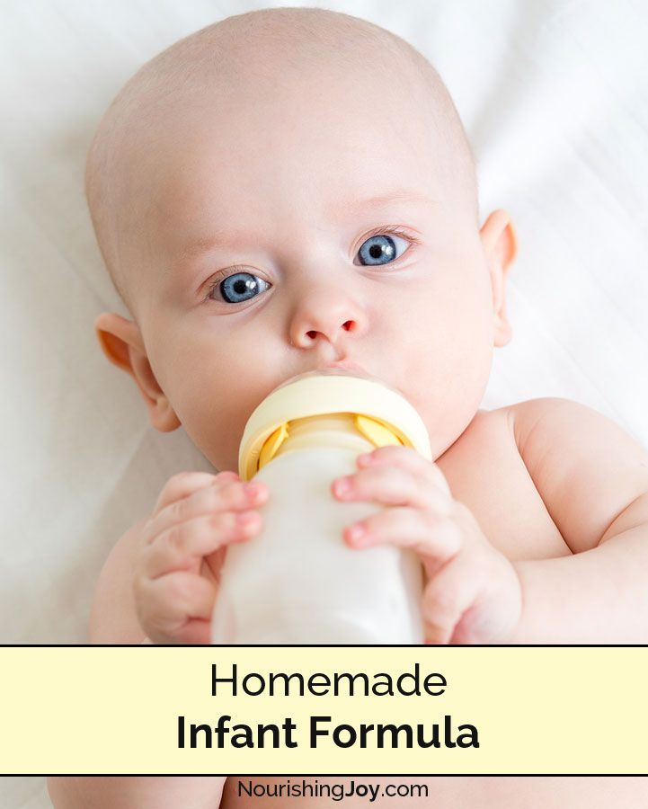 Powdered goat's milk mixed with a few commonly found ingredients offers an excellent alternative to conventional infant formulas when you need to occasionally supplement your baby's diet.