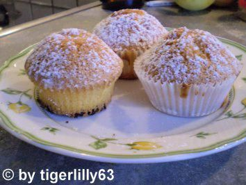 Eierlikör-Muffins - Rezept mit Bild - kochbar.de