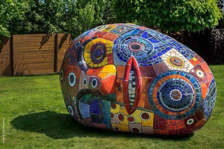 SIESTA - ceramic sculpture, private investor