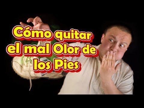(1) Como quitar el mal Olor de los Pies para siempre Remedios Caseros, con Bicarbonato o Vinagre - YouTube