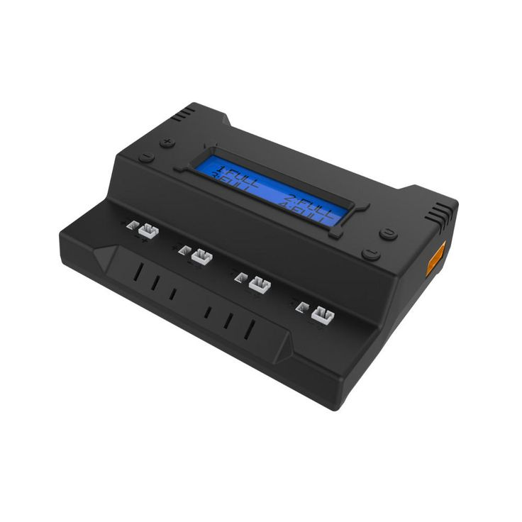 US25.91 4CH 1S Intelligent Smart Fast Charging Lipo