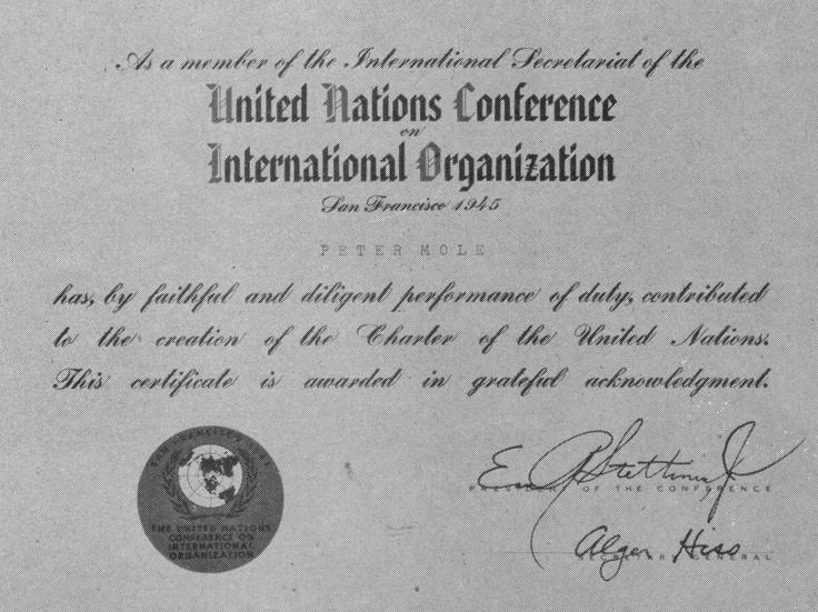 #UnitedNations #Certificate of Appreciation award to #PeterMole of #MoleRichardson Company #1945. LightingMoleLight FittingsLights  sc 1 st  Pinterest & 13 best Awards images on Pinterest | Mole Lighting and Html azcodes.com