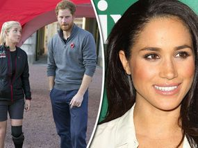 A CLOSE friend of Prince Harry appeared to confirm Harry will tie the knot with actress girlfriend Meghan Markle – and joked she is worried after party.
