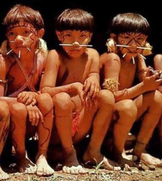 Yanomami Tribe Indios brasileiros, Povos tribais, Tribos afr