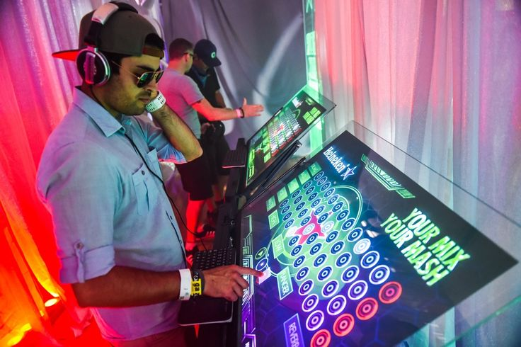 Great Experiential Marketing: Live brand activations at ...