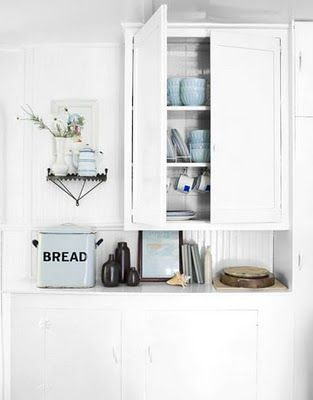 kitchen blues & whites - from Shannon Fricke Blog