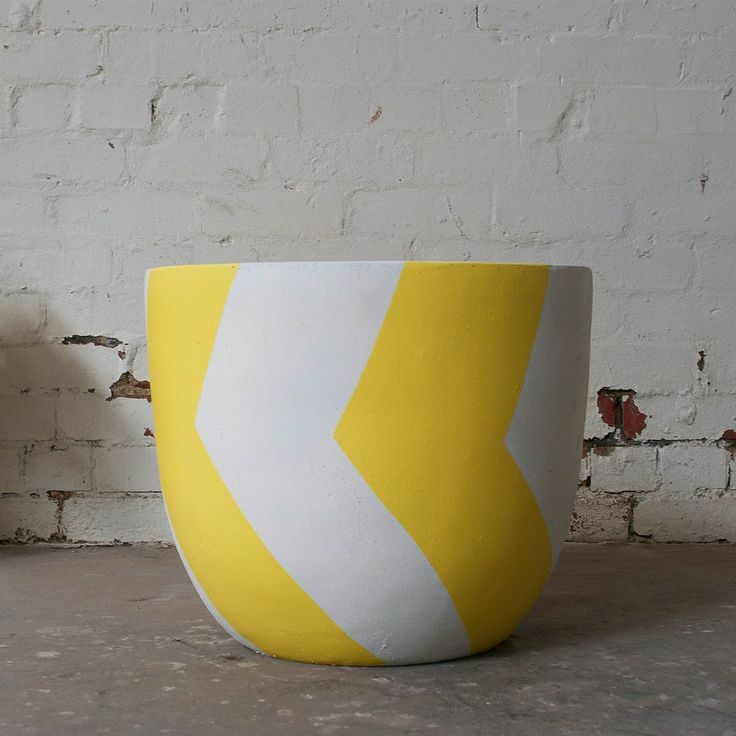 Side Chevron - Yellow | $190.00