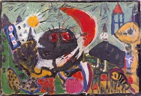 Constant Nieuwenhuys  1920 – 2005