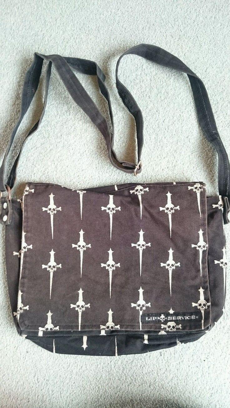 LIP SERVICE LS Daggers bag #99-57