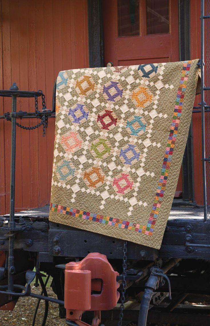 17 Best Images About Scrap Quilts On Pinterest Pinwheels