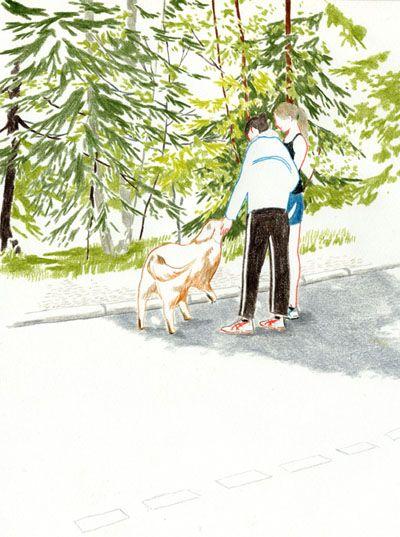 Yuriko Itani (Illustrator danny) cocomidori