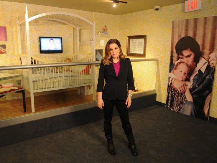 Hija de Elvis Presley asegura estar en la bancarrota | El Puntero