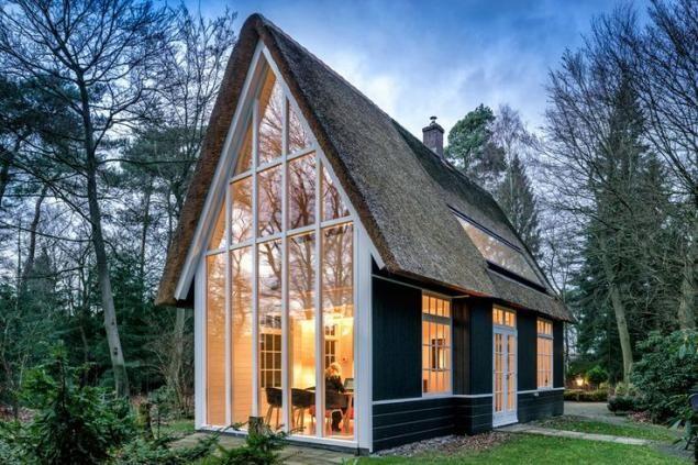 Когда размер не имеет значения: маленькие, но удивительно уютные дома | УКРОП