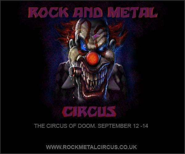 Rock and Metal Circus