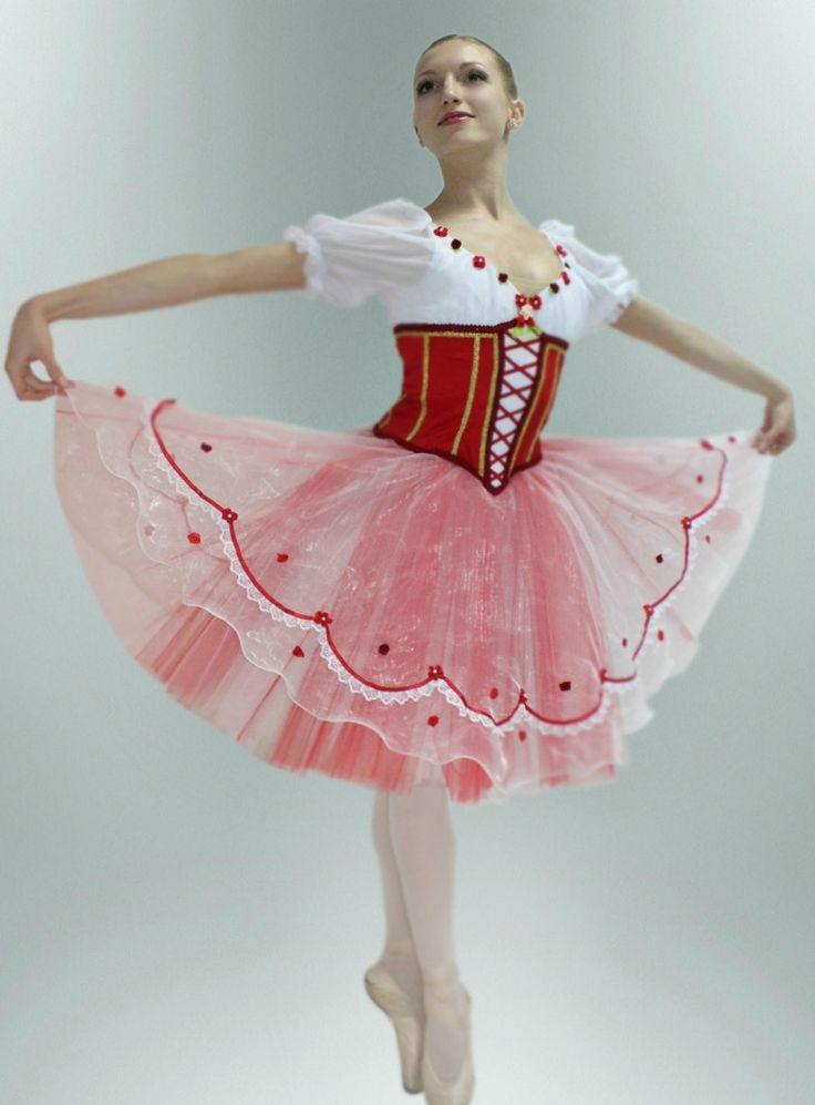 Costume/dress/tutus Coppelia for Ballet school or stage costume for Coppelia